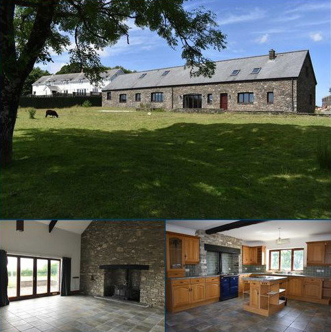 3 bedroom barn conversion for sale - Llanelen Farm, Swansea, SA3