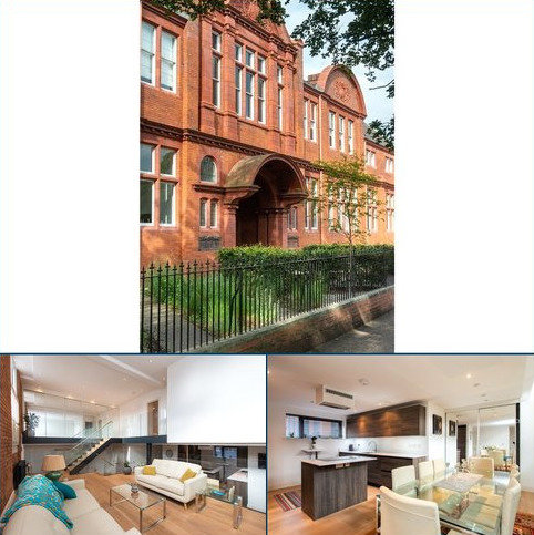 3 bedroom flat for sale - The Old Library, Avenue Road, Leamington Spa, CV31