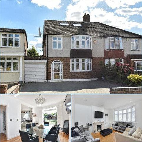 5 bedroom semi-detached house for sale - Lavidge Road, Mottingham