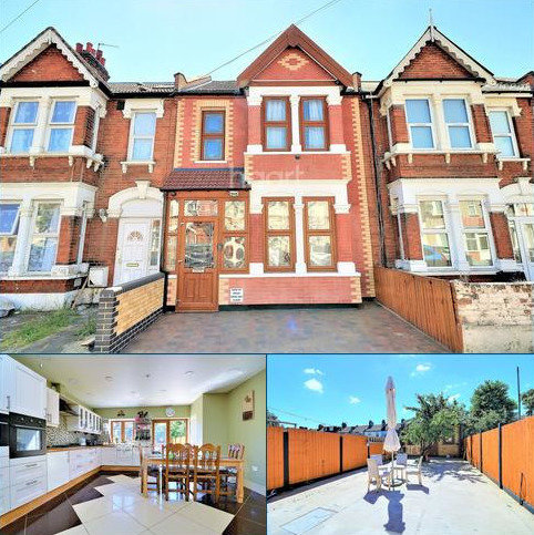 4 bedroom terraced house for sale - Hampton Road, Ilford, Essex