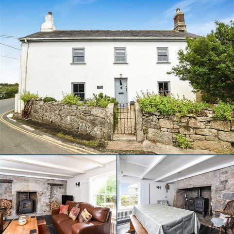 3 bedroom semi-detached house for sale - Carnyorth, Carnyorth, Penzance, Cornwall, TR19