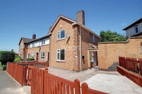3 bedroom end of terrace house for sale - Bale Road, Leicester