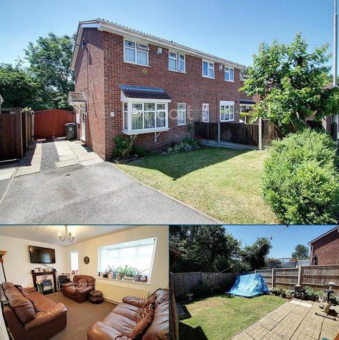 3 bedroom semi-detached house for sale - Chaffinch Close, Anstey Heights, Leicester