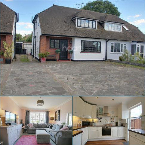 3 bedroom semi-detached house for sale - Shoebury Road, Thorpe Bay
