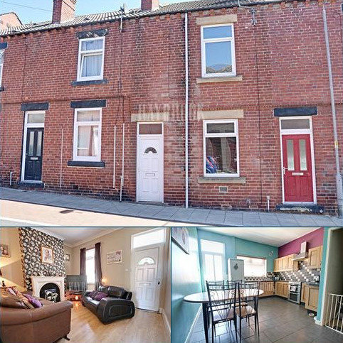 2 bedroom terraced house for sale - West Street, Hemsworth