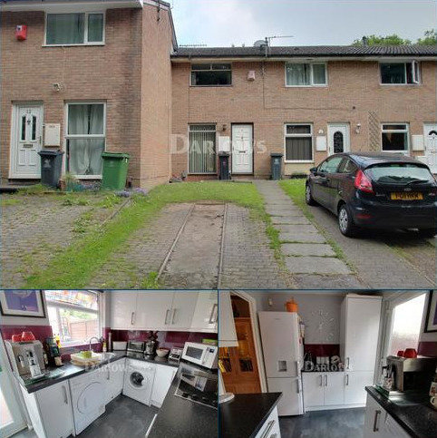 2 bedroom terraced house for sale - The Dell, Old St Mellons, Cardiff