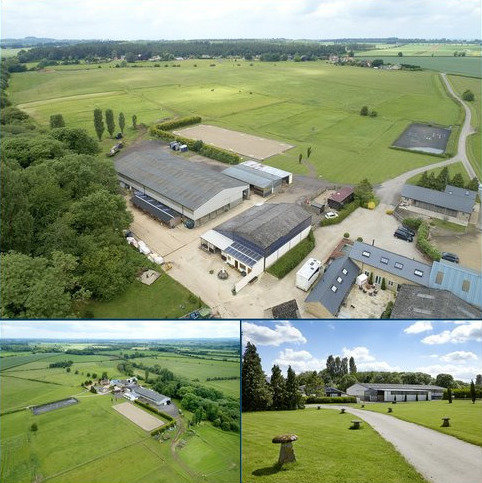 2 bedroom equestrian facility for sale - Gainfield, Buckland, Faringdon, Oxfordshire, SN7