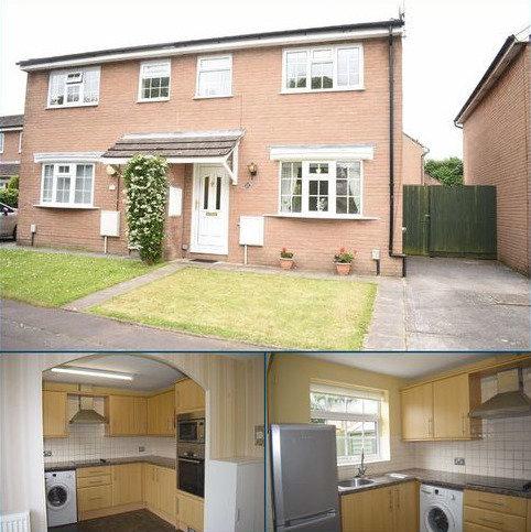 3 bedroom semi-detached house for sale - Burnham Drive, Newton, Swansea