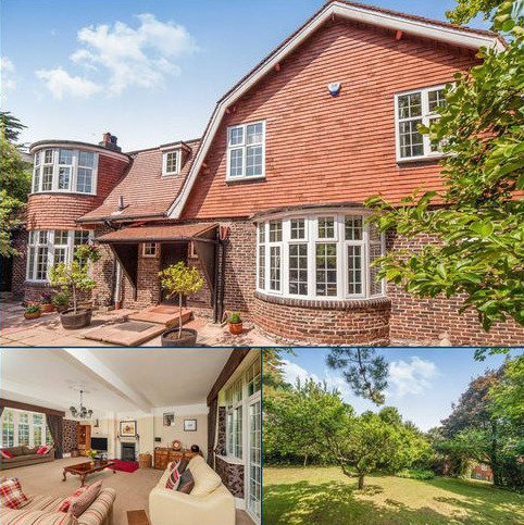 4 bedroom detached house for sale - Babbacombe Road, Torquay, Devon, TQ1