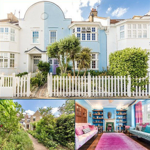 4 bedroom terraced house for sale - Frewin Road, Wandsworth, London, SW18