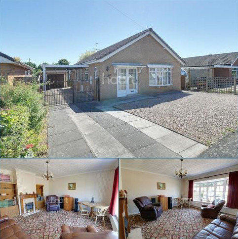 3 bedroom bungalow for sale - Elms View, Great Gonerby, Grantham