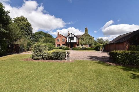 5 bedroom detached house for sale - Chelford Road, Macclesfield