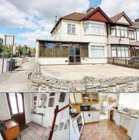 4 bedroom end of terrace house for sale - Eastern Avenue, Gants Hill