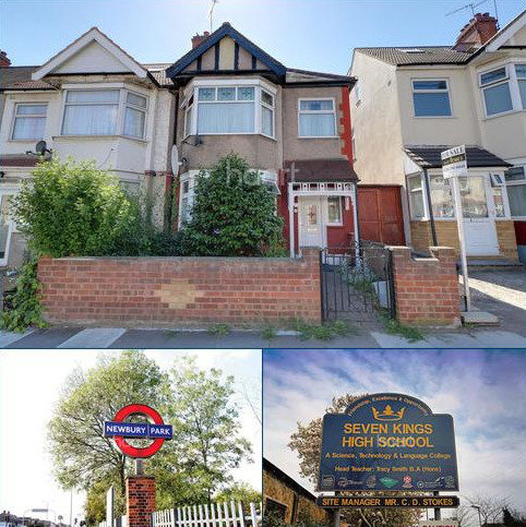 3 bedroom terraced house for sale - Brook Road, Ilford, Essex