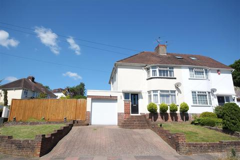 3 bedroom semi-detached house for sale - Overhill Drive, Patcham
