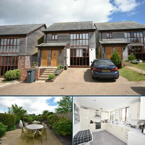 3 bedroom detached house for sale - SHAPTER COURT, LITTLEHAM, EXMOUTH, NR EXETER, DEVON
