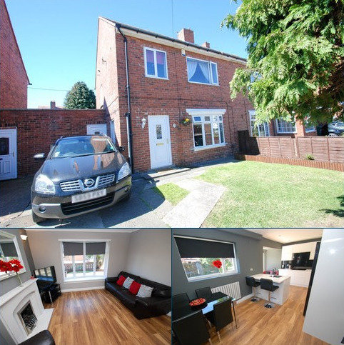 3 bedroom semi-detached house for sale - Horsley Vale, South Shields