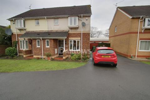 3 bedroom semi-detached house for sale - Allen Close, Old St Mellons. Cardiff