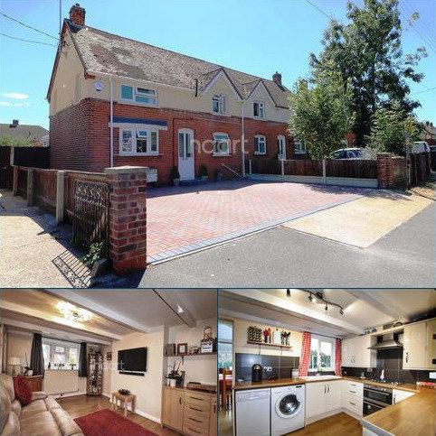 3 bedroom semi-detached house for sale - Colchester Road, Lawford, Manningtree, Essex
