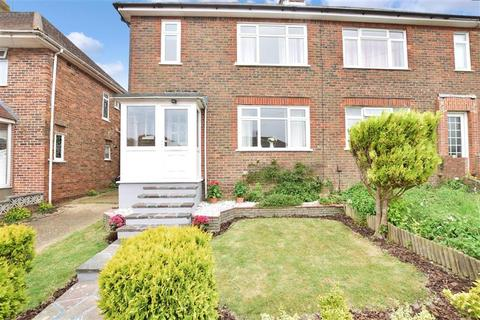 3 bedroom semi-detached house for sale - Dale Crescent, Patcham, Brighton, East Sussex