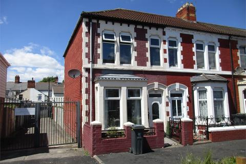 3 bedroom end of terrace house for sale - Ferndale Street, Grangetown, Cardiff, South Glamorgan