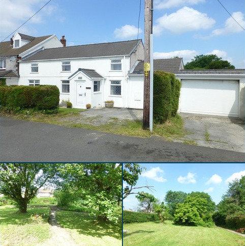 3 bedroom semi-detached house for sale - Leyshon Road, Gwaun Cae Gurwen, Ammanford, Carmarthenshire.