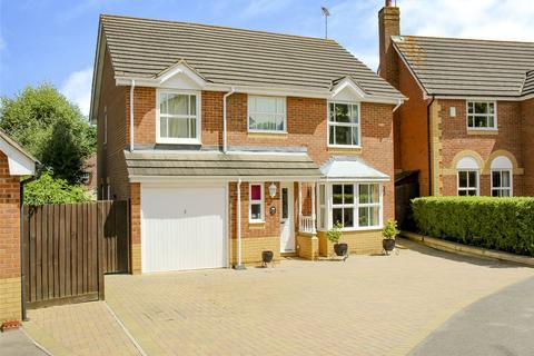 4 bedroom detached house for sale - Hallbrooke Gardens, Binfield, Berkshire, RG42