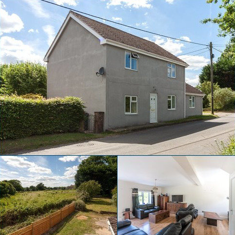3 bedroom detached house for sale - Wilcot Road, Pewsey, Wiltshire, SN9