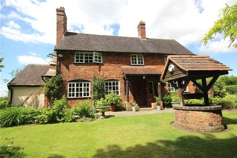 3 bedroom detached house for sale - Stratford Road, Hockley Heath, Solihull, West Midlands, B94