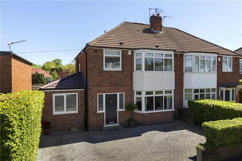 4 bedroom semi-detached house for sale - Gainsborough Avenue, Leeds, West Yorkshire