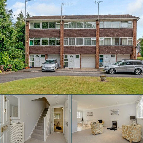 3 bedroom terraced house for sale - Old Rectory Close, Harpenden, Hertfordshire