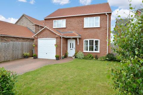 4 bedroom detached house for sale - 3 Horseshoe Close, Tattershall