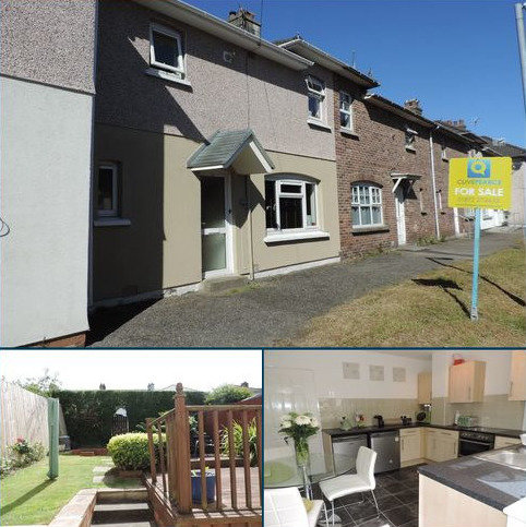 3 bedroom terraced house for sale - Newham Road, Truro
