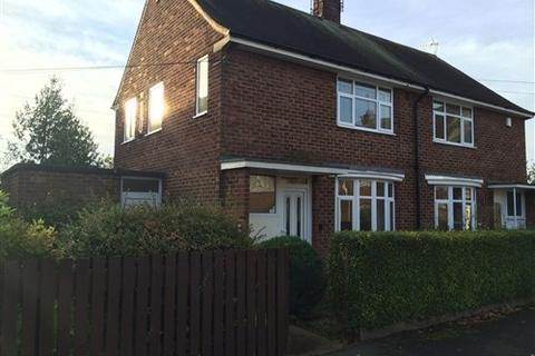 2 bedroom semi-detached house to rent - County Road South, Hull