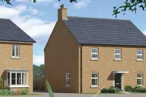 4 bedroom detached house for sale - UNEXPECTEDLY BACK TO THE MARKET! Plot 54, The Kingham at Downsview Park in Wantage