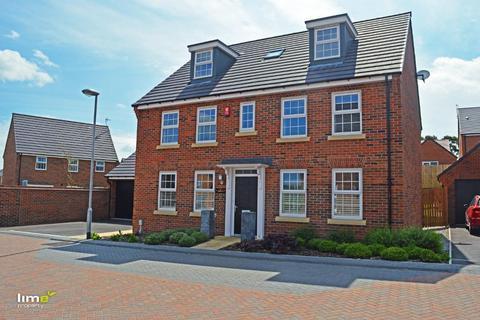 5 bedroom detached house to rent - Foxglove Way, Beverley, HU17 7SQ