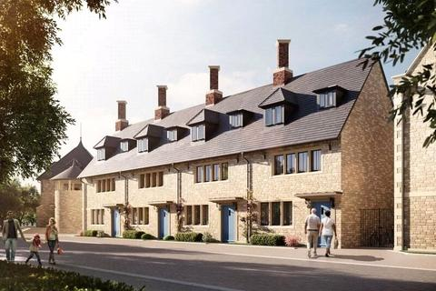 3 bedroom terraced house for sale - Plot 14, Duchy Field, Station Road, Bletchingdon, Oxfordshire, OX5