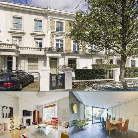 5 bedroom terraced house for sale - Scarsdale Villas, Kensington, London, W8