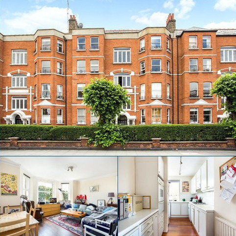3 bedroom flat for sale - Drive Mansions, Fulham Road, London, SW6