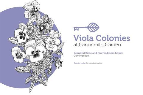 3 bedroom maisonette for sale - 3 Beds Viola At Canonmills Garden, Hughes Closes, Edinburgh, EH7