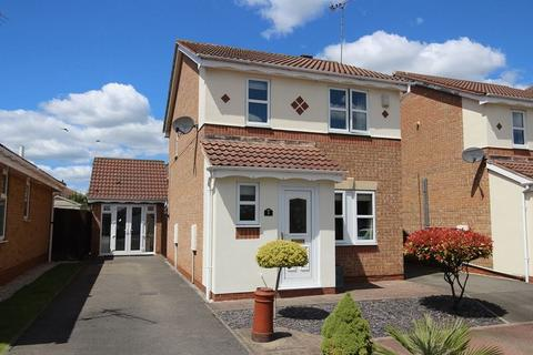3 bedroom detached house for sale - Purbeck Close, Mansfield Woodhouse