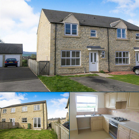 3 bedroom semi-detached house for sale - 90 Dale Grove, Leyburn