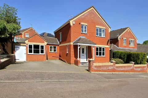 3 bedroom detached house for sale - Ramsey Close, Norwich
