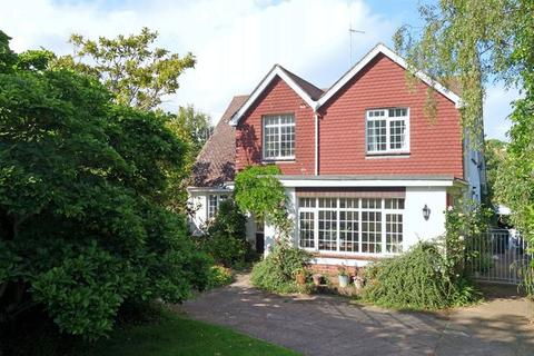 4 bedroom detached house for sale - Convent Road, Sidmouth