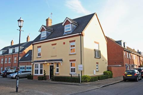 4 bedroom detached house for sale - Hanover Court, Wallingford