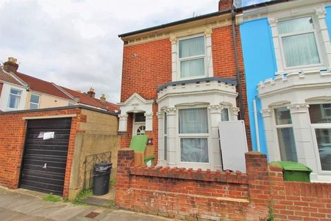 3 bedroom end of terrace house for sale - Percival Road, Copnor