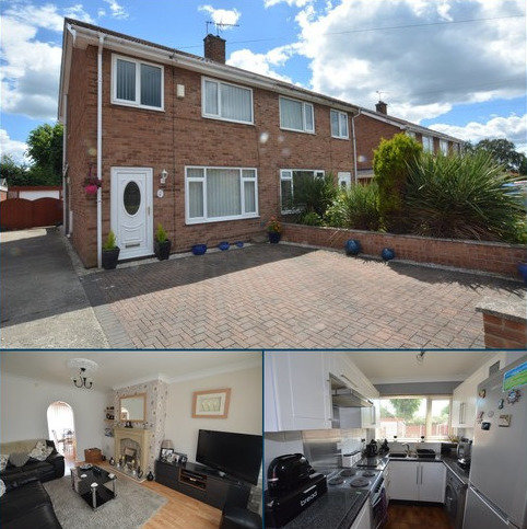 3 bedroom semi-detached house for sale - Pinewood Drive, Camblesforth