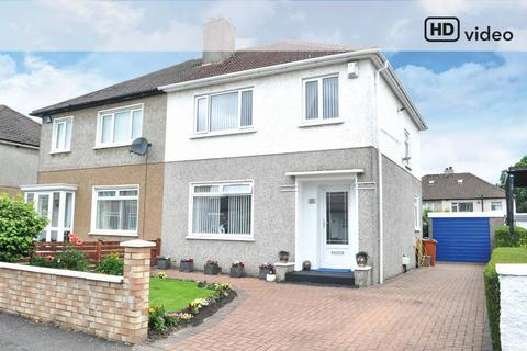 3 bedroom semi-detached house for sale - Forth Road, Bearsden, East Dunbartonshire, G61 1JT