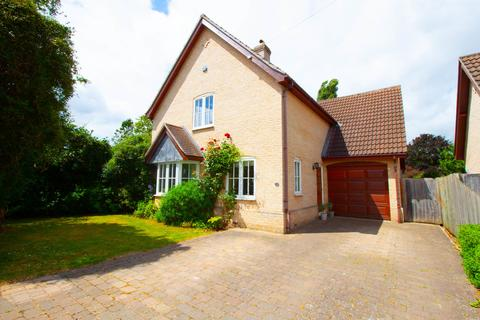 4 bedroom detached house to rent - Fowlmere Road, Thriplow