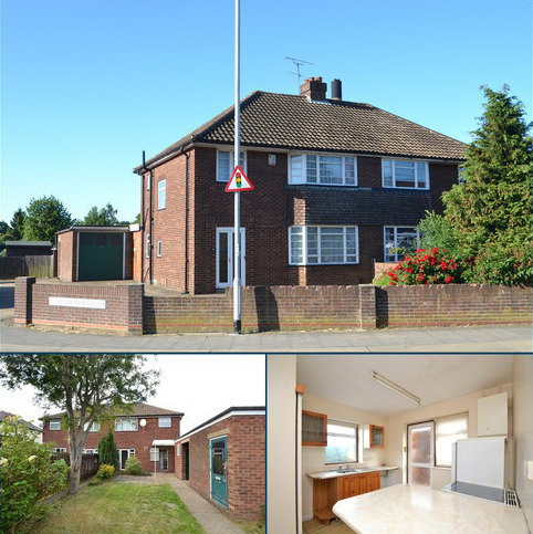 3 bedroom semi-detached house for sale - Woodbridge Road East, Ipswich, IP4 5PG